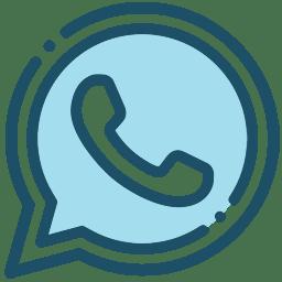 ارتباط از طریق واتساپ